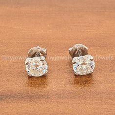 Stud Earrings Cat Paw Style 14K Gold Fn CZ Stone Alloy Womens Girls Fashion Jewellery