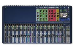 Soundcraft Si Expression 3 Digital Audio Mixing Console