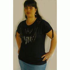 Лятна блуза Ташимира