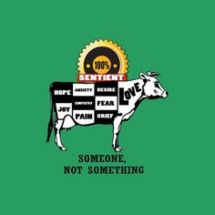 We all can at least stop eating Bovines! It is destroying our Earth and human health, and they are feeling animals that deserve our respect and kindness.