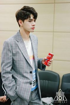 Ok Ong you handsome♡ Ong Seung Woo, Cho Chang, Produce 101 Season 2, Kim Jaehwan, Ha Sungwoon, Now And Forever, Seong, Korean Celebrities, 3 In One