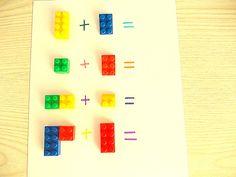 Μαθηματικά με Lego. 5 δημιουργικές ασκήσεις Μαθηματικών & Δυσαριθμησίας.