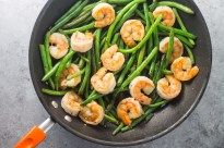 Low Fodmap Shrimp & Green Beans | FUN WITHOUT FODMAPS