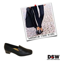 We are loving the masculine flats for females right now. Shop the look online, or grab a pair in-store.http://ow.ly/NGStT