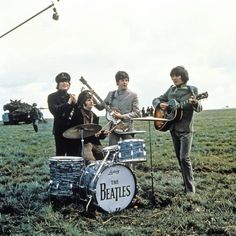 Beatles! ..because good music never dies