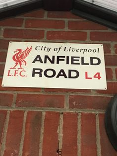 Liverpool Anfield, Liverpool Football Club, Soccer, City, Quotes, Quotations, Futbol, European Football, Cities