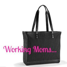 one of my favorite bags when I want to be professional ;) great for the working mom