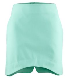 If anybody sees this seafoam skirt at H&M, please buy for me! Sold out.