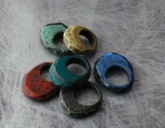Clay ring