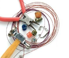 Get expert answers to wire jewelry making questions, including annealing silver wire of various gauges, making perfect rivets, using nickel silver & more.