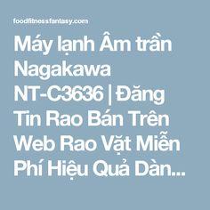 Máy lạnh Âm trần Nagakawa NT-C3636 | Đăng Tin Rao Bán Trên Web Rao Vặt Miễn Phí Hiệu Quả Dành Cho Seo