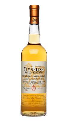 クライヌリッシュ  北ハイランド  ブローラ  1819創業Clynelish Select Reserve single malt scotch whisky special release 2014
