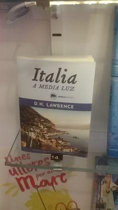 """Italia a media luz"", de D.H. Lawrence. Abada Editores"