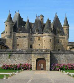 Château de Jumilhac, Jumilhac-le-Grand, Aquitaine, France