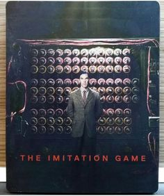"Steelbook Bluray "" The imitation game"""