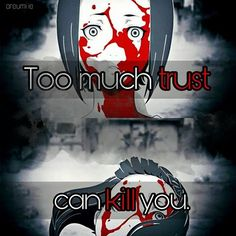 I trusted u with my heart...