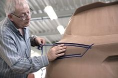 how automotive designers work