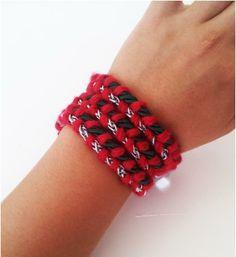 Top 10 Cool DIY Braided Bracelets