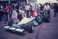 1976  BRM P201 (Mike Wilds)