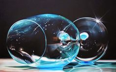 Realistic Paintings of Artist Magda Torres Gurza | Pix to Share