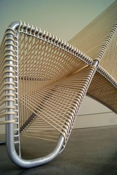 Weave Chair by Mariel Penner-Wilson