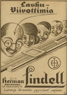 Old Commercials, Helsinki, Ancient History, Vintage Ads, Old Photos, Finland, Emoji, Nostalgia, Flappers