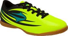 Tenis Topper Indoor Rapina III Verde e Azul bf7312f22b1ae