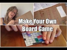 Make Your Own DIY Rush Hour Board Game feat. My Nephews - YouTube