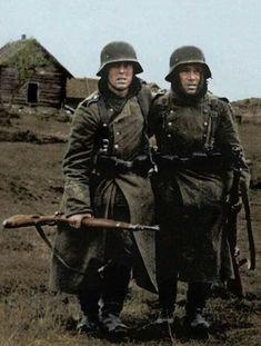 GERMAN TROOPS WWII