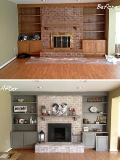 cool fireplace makeover ideas modern living room interior gray furniture