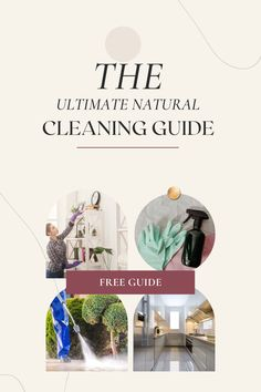 """When you're ready to throw the windows open, do all the pending home to-dos, and clean out the closets, you need a cleaning list to help you get in the right frame of mind to tackle all the things! But before we get into the nitty-gritty with the """"to-dos,"""" we want to discuss a few things. Specifically natural cleaning for your home vs. cleaning with chemicals. We believe in supporting your wellness with the most natural products. Natural Cleaning Solutions, Natural Cleaning Products, Natural Products, Spring Cleaning List, Frame Of Mind, Live For Yourself, Closets, Wellness, Windows"""
