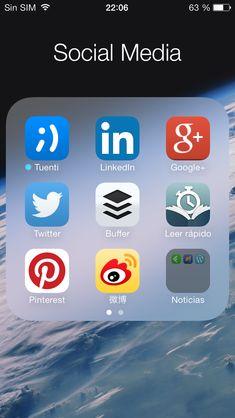 Hace ya tiempo que quería elaborar un artículo contando cuáles son mis aplicaciones para iPhone favoritas de entre las más de un millón disponibles en la