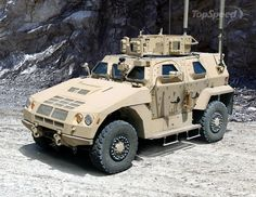 Ford V8 Valanx The Joint Light Tactical Vehicle (JLTV) For US Military