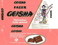 Fazer - Geisha