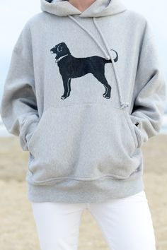 The Black Dog Sweatshirt (I've wanted one of these since I was a Freshman in college.)