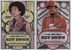 Netflix lança pôsteres de The Get Down!