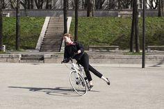 The Flâneur d'Hermès unisex leisure bike. #FlaneurdHermes #Hermes #bike #bicycle #velo