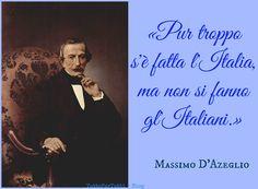 Tutto Per Tutti: MASSIMO TAPARELLI MARCHESE D'AZEGLIO (Torino, 24 ottobre 1798 – Torino, 15 gennaio 1866)