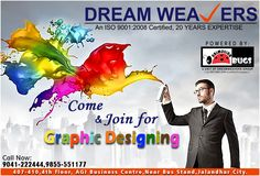 Join #Graphic_Designing course Animation Bugs We are ISO 9001:2008 Certified Institute in Jalandhar Call: 9855551177