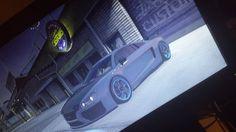 Gerbil's GTAV car.