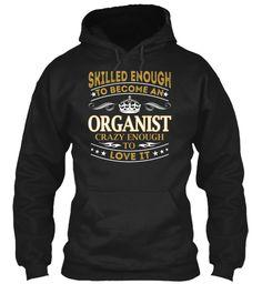 Organist - Skilled Enough