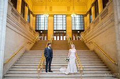 Public Hotel Chicago Wedding Photographer