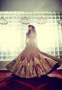 Indian Pakistani Ethnic Wedding Lehenga Choli Bridal Traditional Bollywood for sale online Indian Dresses, Indian Outfits, Bollywood Lehenga, Indian Bollywood, Pakistani, Rimple And Harpreet Narula, Ethnic Wedding, Lehenga Choli Online, Lehenga Designs