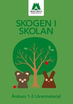 Åk 1-3, Lärarmaterial, övningar från Skogen i Skolan Teacher Education, School Teacher, Student Learning, Teaching Biology, Nature Study, Learning Process, Science And Nature, Diy For Kids, Geography