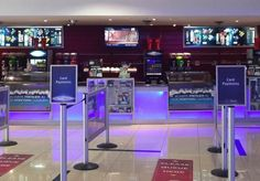 DC Media takes over the Show times and Trailers in every Ster Kinekor Cinema in South Africa. #digitalsignage
