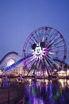Road Trip USA - DisneyLand