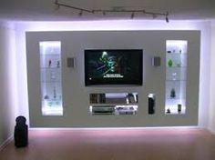 Hochwertig Bildergebnis Für Wohnwand Selber Bauen Ideen Tv Wand Möbel, Wohnung  Wohnzimmer, Wohnzimmer Ideen,