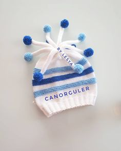 Wishing you a joyful and peaceful week . Crochet Doll Pattern, Crochet Dolls, Crochet Baby, Crochet Animal Hats, Knitted Hats, Crochet Doll Clothes, Doll Tutorial, Baby Knitting Patterns, Beautiful Crochet