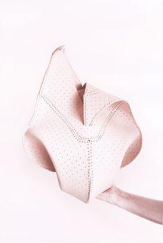 Bag. Leather. Seam. Architecture. Design. Ideas. Object 5