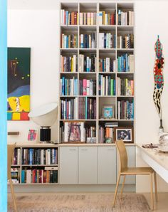 Ohooo look at those books collection <3